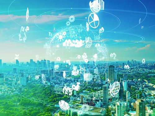 都市環境とテクノロジー