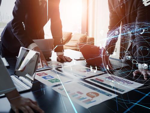 ビジネスとマーケティングのイメージ