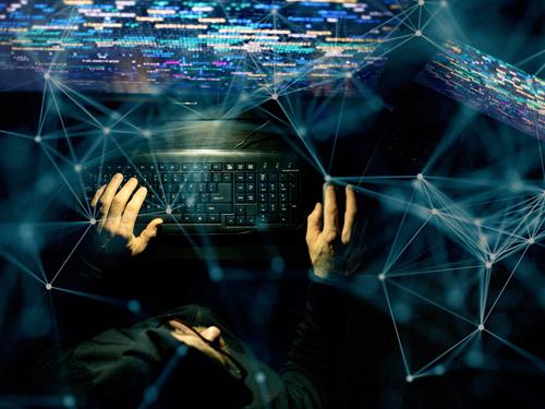 サイバー攻撃のイメージ画像