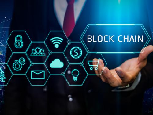 ブロックチェーンのイメージ画像